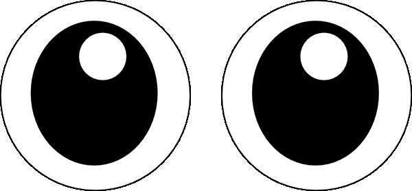 Silly eyes clipart vector stock 22+ Cartoon Eyes Clip Art | ClipartLook vector stock
