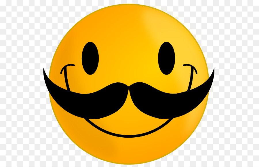 Silly face clipart png freeuse download Silly Smiley Face Clipart Emoticon Moustache Kisspng Smile ... png freeuse download