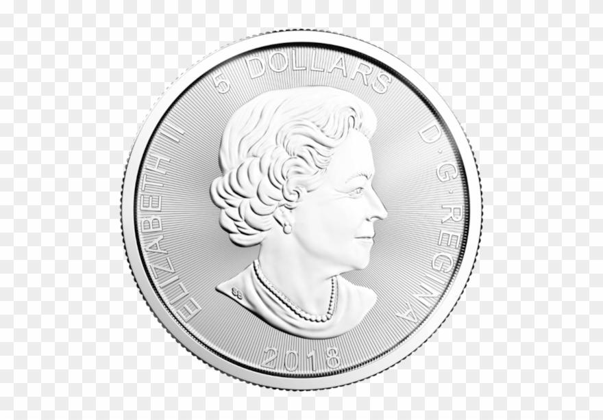 1 Oz Wolf Predator Series Silver Coin Clipart (#2871288 ... jpg free