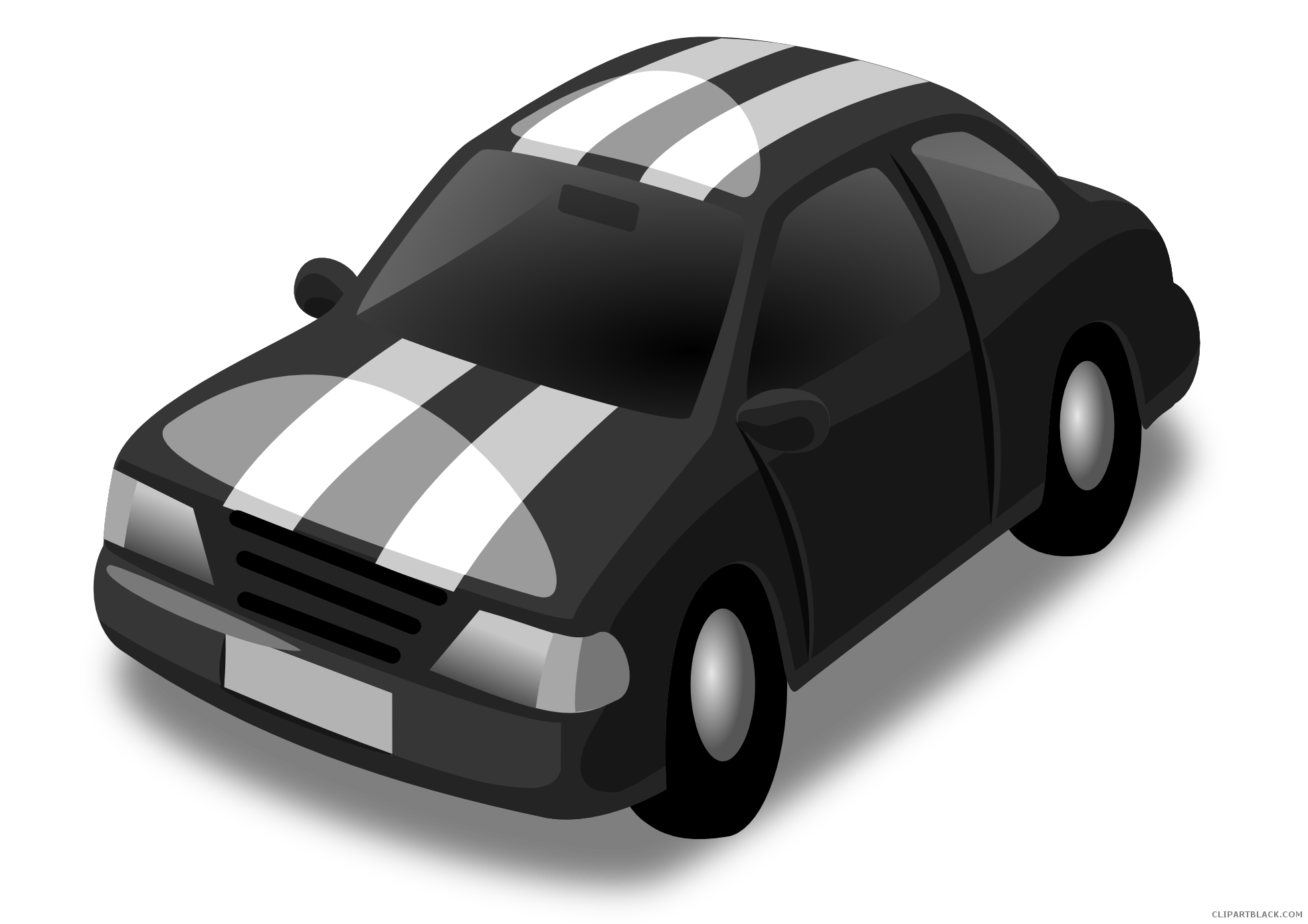 Silver car clipart png black and white library Silver Car Clipart - ClipartBlack.com png black and white library
