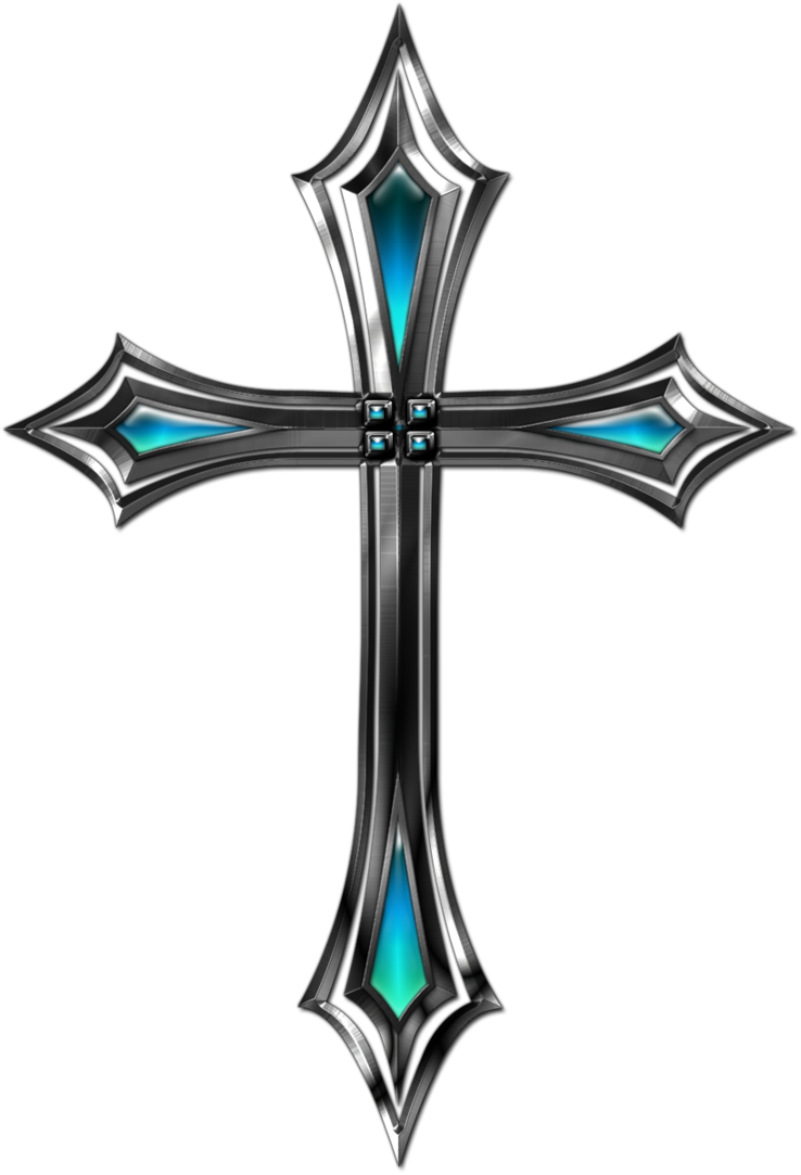 Silver cross clipart picture black and white library Silver Cross by jojo-ojoj on DeviantArt picture black and white library