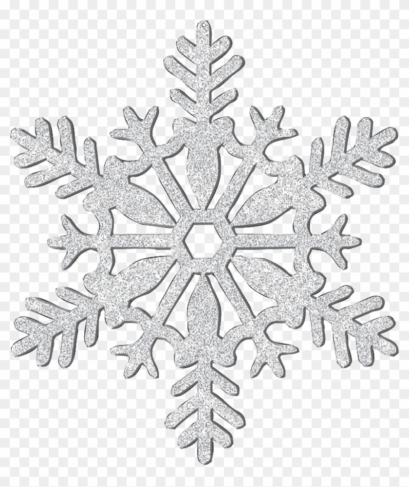 Silver glitter snowflake clipart jpg black and white library snowflake #glitter #silver #snow #winter #freetoedit ... jpg black and white library