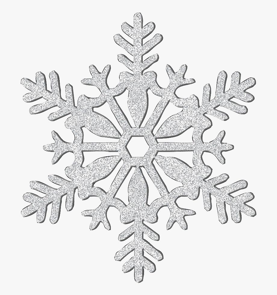 Silver glitter snowflake clipart clip art free download snowflake #glitter #silver #snow #winter #freetoedit ... clip art free download