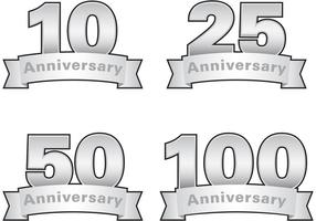 Silver jubilee reunion clipart clipart freeuse stock 25th Anniversary Free Vector Art - (2,444 Free Downloads) clipart freeuse stock