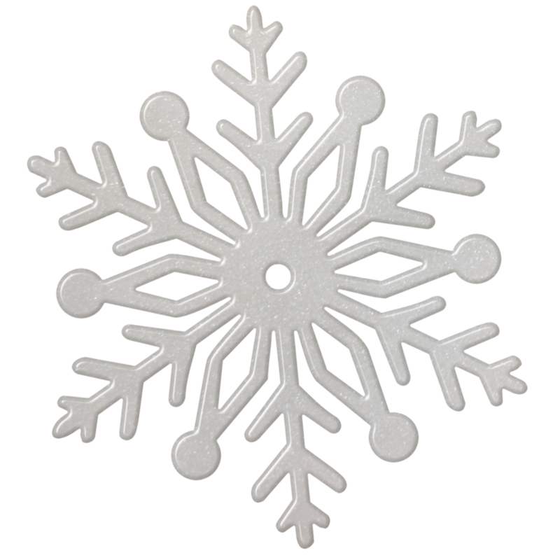 Silvere snowflake clipart clip art black and white download silver white snowflake - from who s point of view is the show ... clip art black and white download