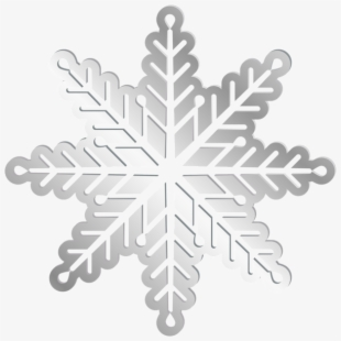 Silver snowflakes clipart clip free library Silver Snowflake Png - Silver Transparent Background ... clip free library
