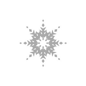 Silver snowflakes clipart jpg download Free Grey Snowflake Cliparts, Download Free Clip Art, Free ... jpg download