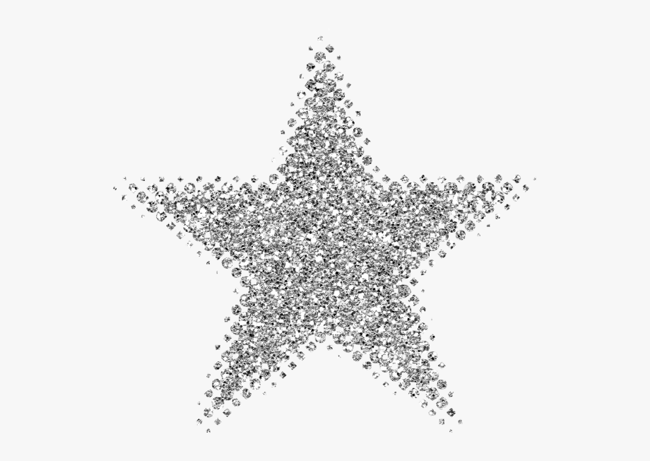 Silver sparkles clipart clip library download Collection Of Glitter Star High Quality Ⓒ - Silver Sparkly ... clip library download