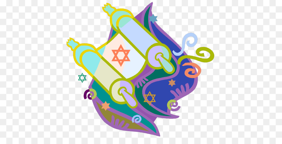 Simchat torah clipart graphic library stock Bat Cartoon clipart - Torah, Purple, Font, transparent clip art graphic library stock