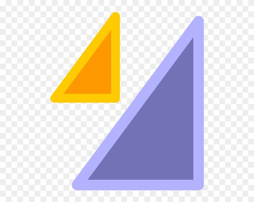 Similarity triangles clipart stock Similar Figures - Triangle Clipart (#2124006) - PinClipart stock