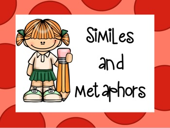 Simile and metaphor clipart banner royalty free library Metaphors And Similes Powerpoint Worksheets & Teaching ... banner royalty free library