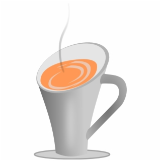 Simmering coffee mug clipart outline clip art royalty free library Cup Of Coffee PNG Images | Cliparts and Silhouettes | Free ... clip art royalty free library