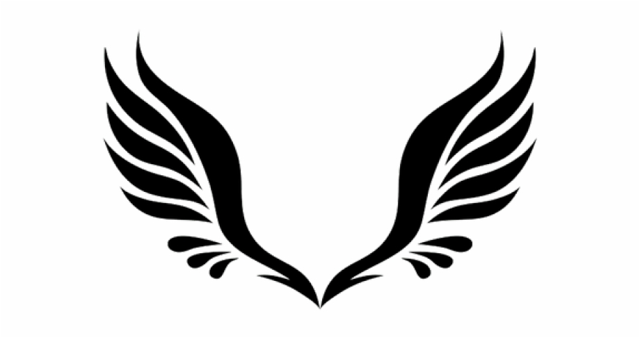 Simple angel wings clipart clip free library Clipart Wallpaper Blink - Simple Angel Wings Png Free PNG ... clip free library