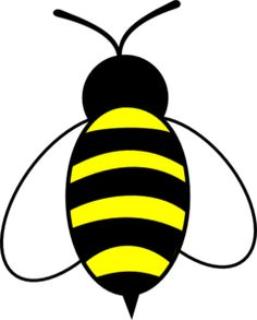 Simple bee clipart library 39+ Honey Bee Clip Art | ClipartLook library