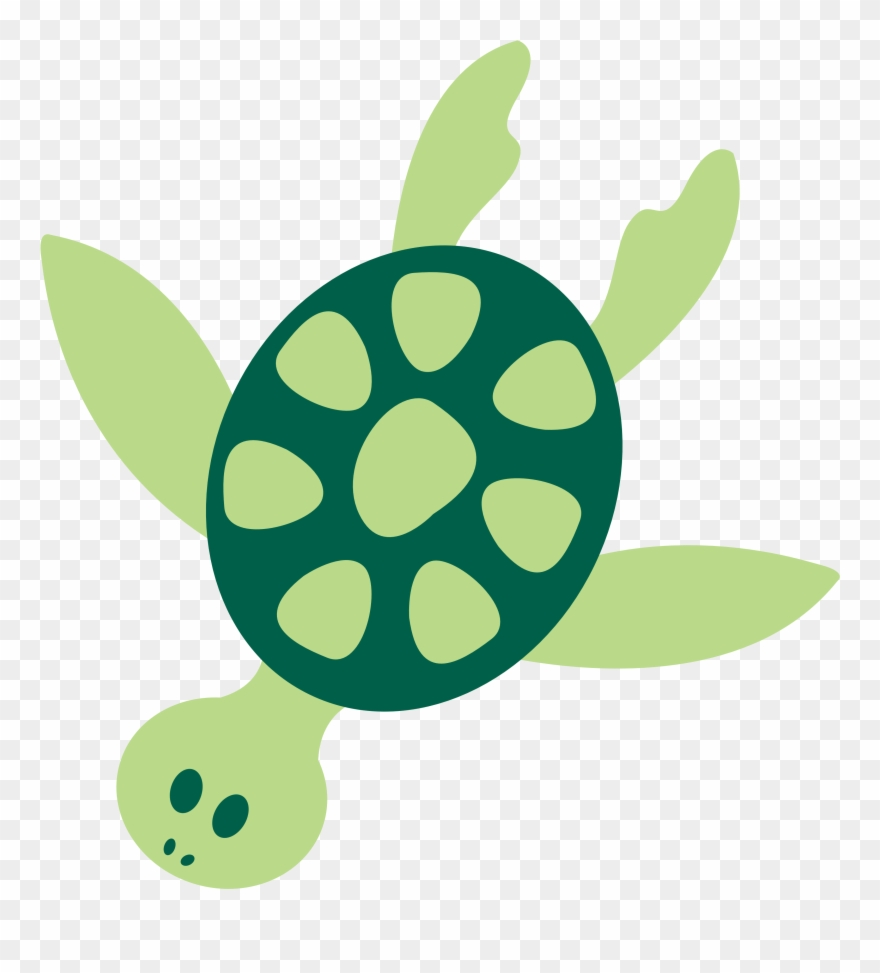 Simple cartoon clipart svg freeuse stock Cartoon Sea Turtle Clipart Free To Use Clip Art Resource ... svg freeuse stock