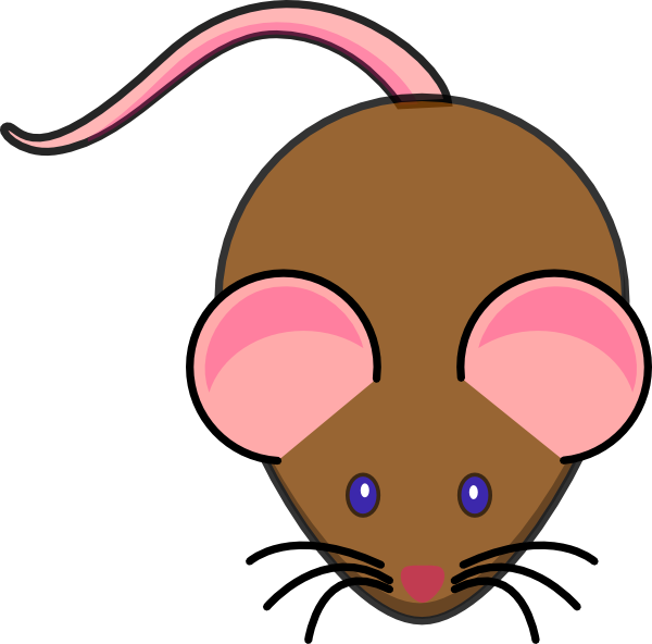 Simple cartoon mouse clipart svg library stock Free Cartoon Mouse Pictures, Download Free Clip Art, Free ... svg library stock