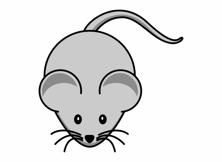 Simple cartoon mouse clipart clip free library Clipart Of Neutral, 2 Ear And 2 Mouse - Simple Easy Mouse ... clip free library