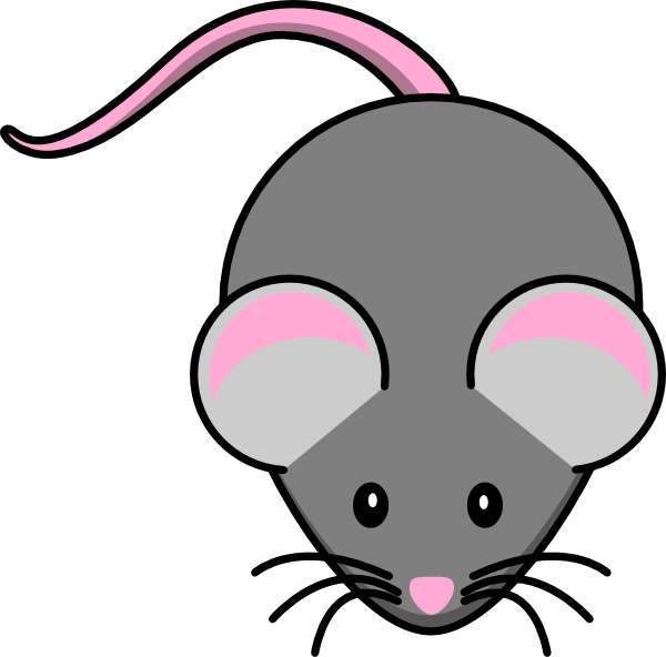 Simple cartoon mouse clipart vector freeuse Free Cartoon Mouse Cliparts, Download Free Clip Art, Free ... vector freeuse