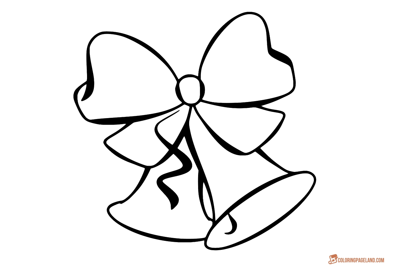 Simple christmas bell black and white clipart banner freeuse stock Jingle Bell Drawing | Free download best Jingle Bell Drawing ... banner freeuse stock