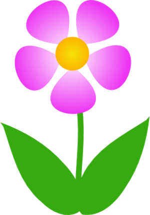 Simple clipart flowers image transparent library 101+ Simple Flower Clip Art | ClipartLook image transparent library
