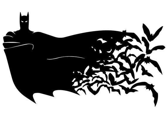 Simple clipart of batman flying graphic free stock Batman Svg, nike svg, Batman and Nike clipart, batman logo ... graphic free stock
