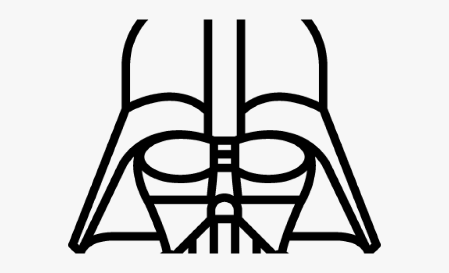 Simple darth vader clipart black and white graphic royalty free Darth Vader Clipart Vector - Star Wars Darth Vader Vector ... graphic royalty free