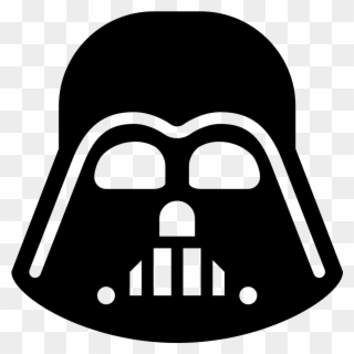 Simple darth vader clipart black and white picture black and white stock Free PNG Darth Vader Clip Art Download - PinClipart picture black and white stock