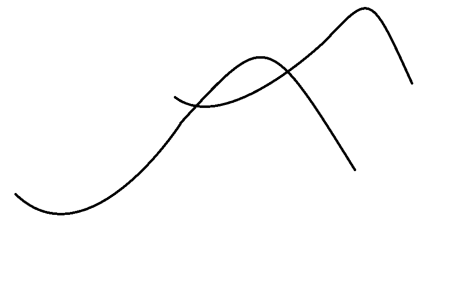 """Simple declining curve clipart jpg library Cineas: """"There is always work to be done, a second curve ... jpg library"""