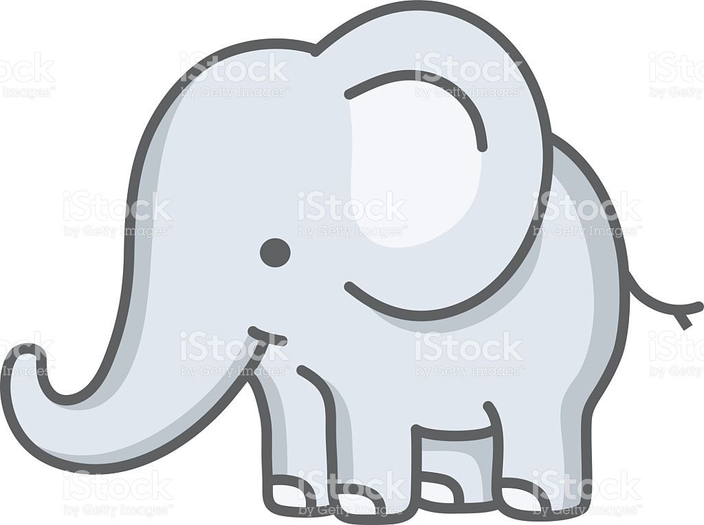 Simple elephant clipart clipart Image result for simple elephant | Elephant | Dessin animé ... clipart