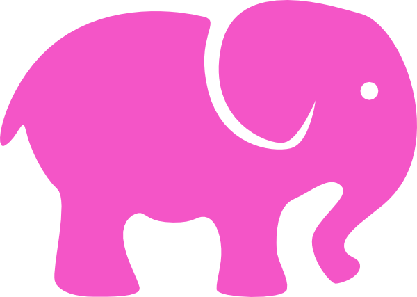 Simple elephant clipart picture Free Simple Elephant Outline, Download Free Clip Art, Free ... picture