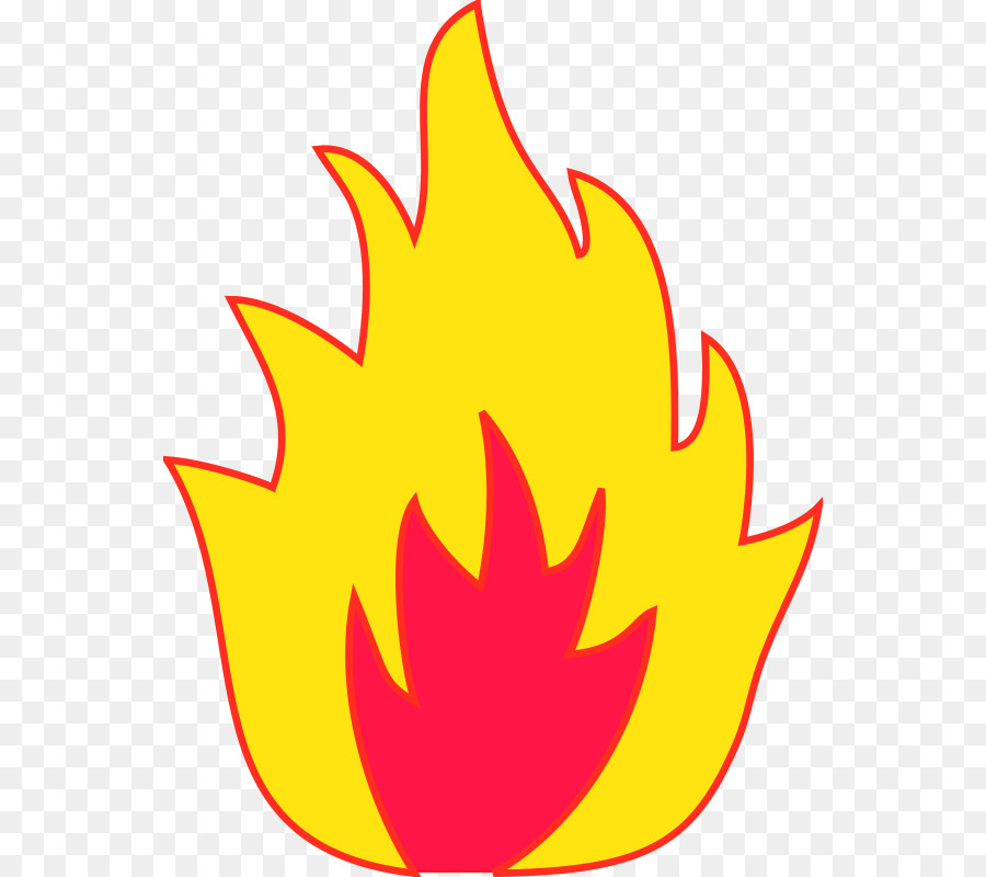 Simple flame clipart vector freeuse stock Flame Fire Combustion Clip art - Simple Flames Border ... vector freeuse stock