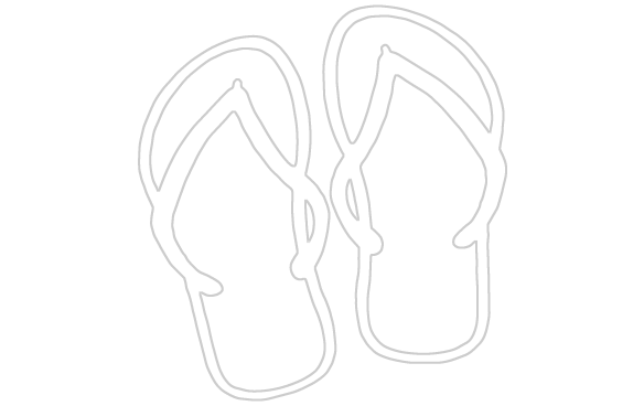 Simple flip flop clipart clip black and white library Flip Flop Drawings | Free download best Flip Flop Drawings ... clip black and white library