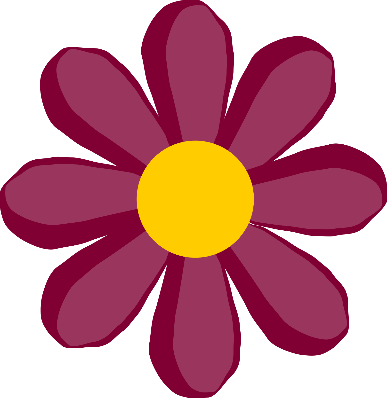 Simple flower clipart clip art library Simple Flower clip art | Clipart Panda - Free Clipart Images clip art library