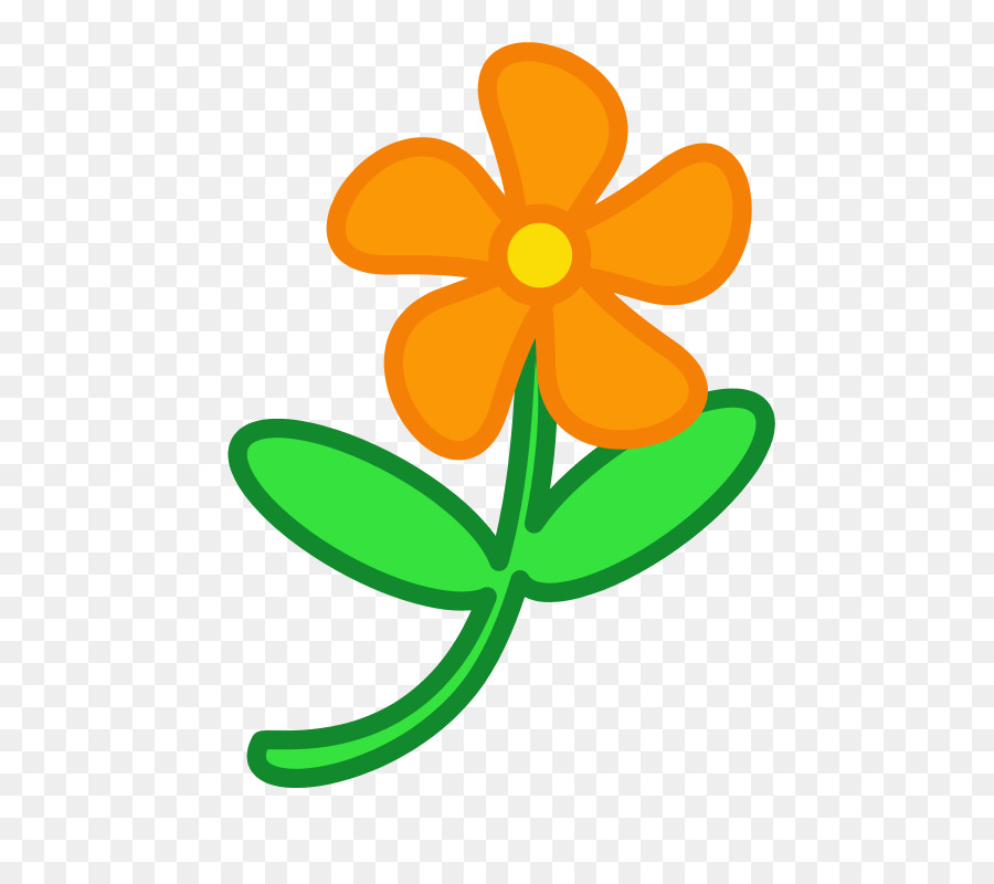 Simple flower cliparts picture library stock Flower Line Art png download - 566*800 - Free Transparent ... picture library stock