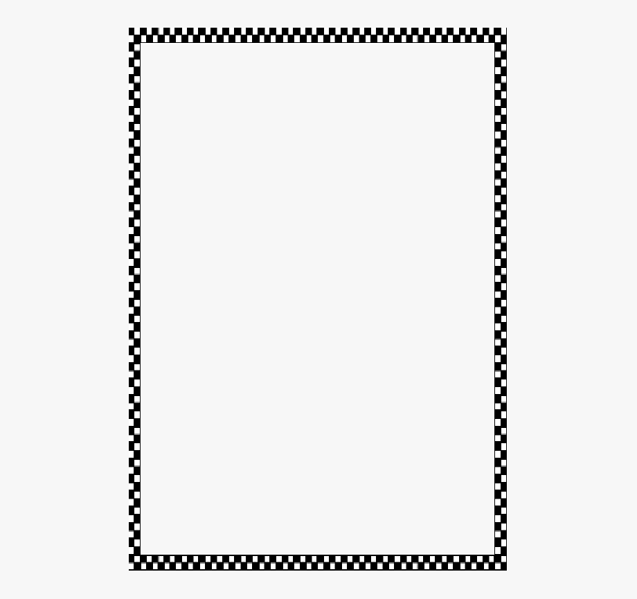 Simple gold border clipart banner freeuse download Border Clipart Simple - Black Border Png #447765 - Free ... banner freeuse download