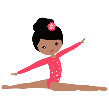 Simple gymnast clipart clip art freeuse Download GYMNASTICS Free PNG transparent image and clipart clip art freeuse