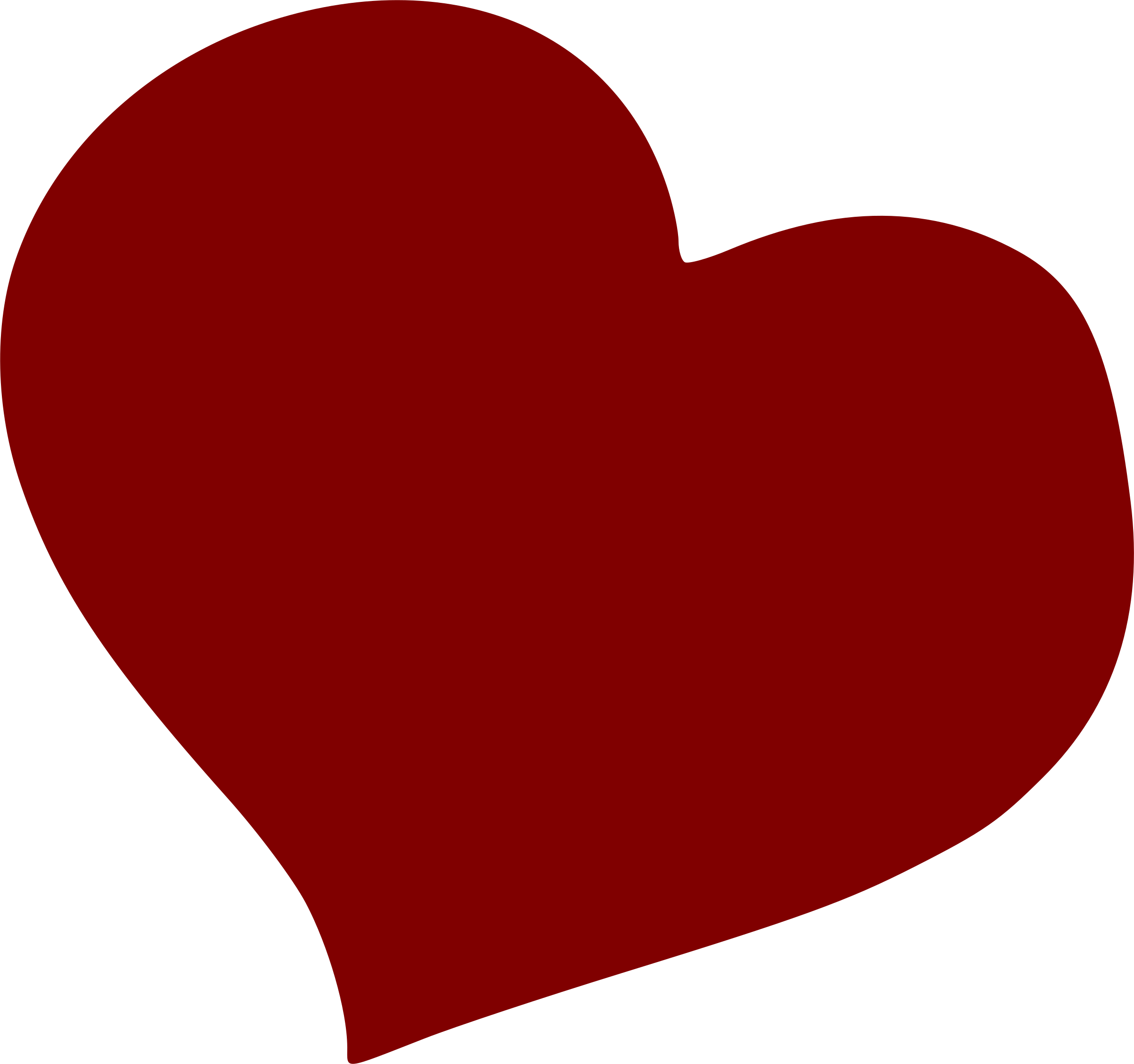 Simple heart clipart image black and white stock Clipart - Cutie Pop Heart (Simple)