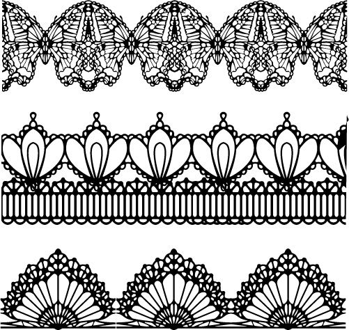 Simple lace patterns clipart clip download how to draw lace - Google Search | Drawing 101 | Pinterest | Lace ... clip download
