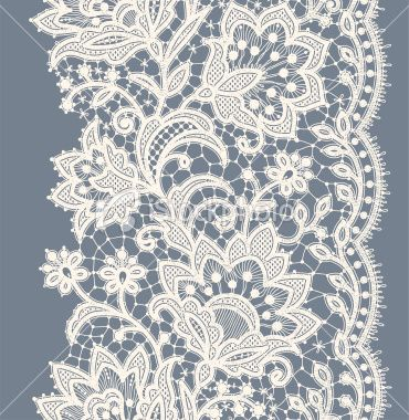 Simple lace patterns clipart graphic transparent download you just stack these into the pattern you want. Not so easy to ... graphic transparent download