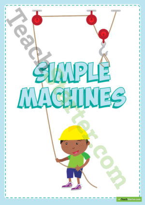 Simple machines banner clipart clip free library Inventions Display Banner Teaching Resource – Teach Starter clip free library