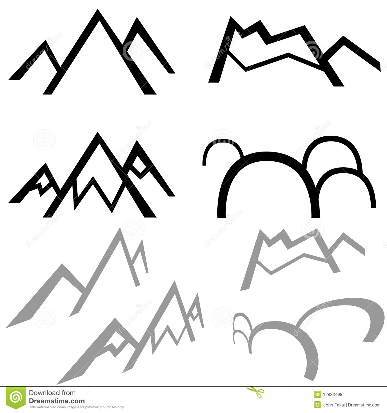 40+ Free Mountain Clipart | ClipartLook banner free download