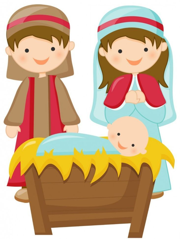 Library of simple nativity clip art free download png ...