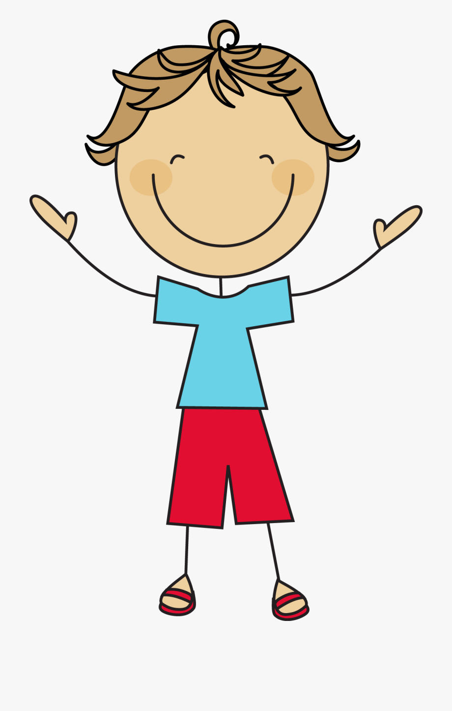 Simple person clipart graphic freeuse download A Stick Figure Is A Very Simple Drawing Of A Person - Stick ... graphic freeuse download