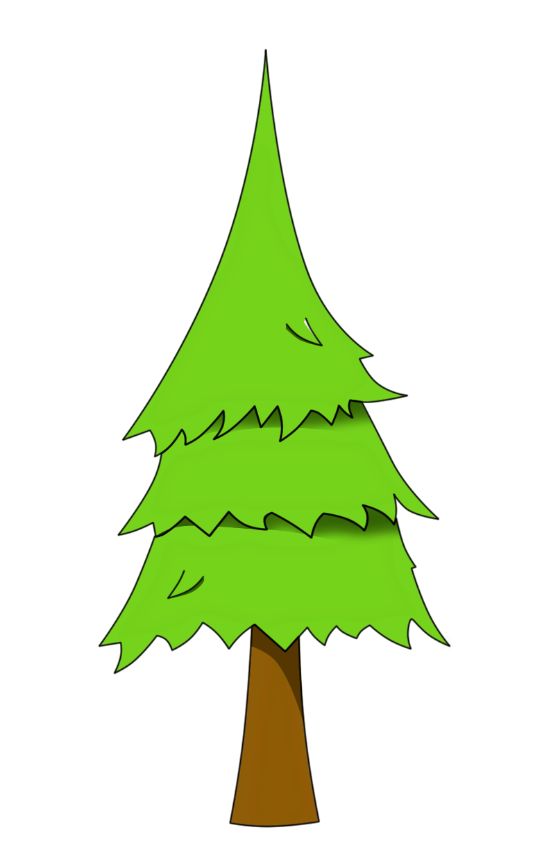 Simple pine tree clipart clip art transparent stock 28+ Collection of Simple Pine Tree Clipart   High quality, free ... clip art transparent stock