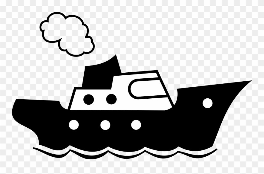 Simple ship clipart clipart free library Ship Clipart Icon - Simple Ship Clip Art - Png Download ... clipart free library