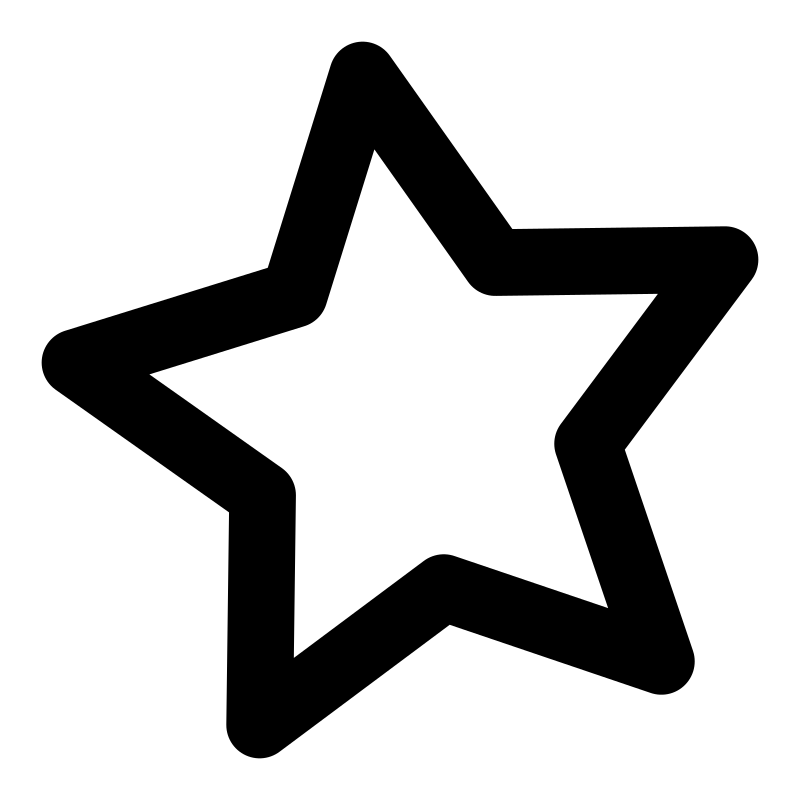 Simple star clipart transparent stock Star PNG image, free picture download transparent stock
