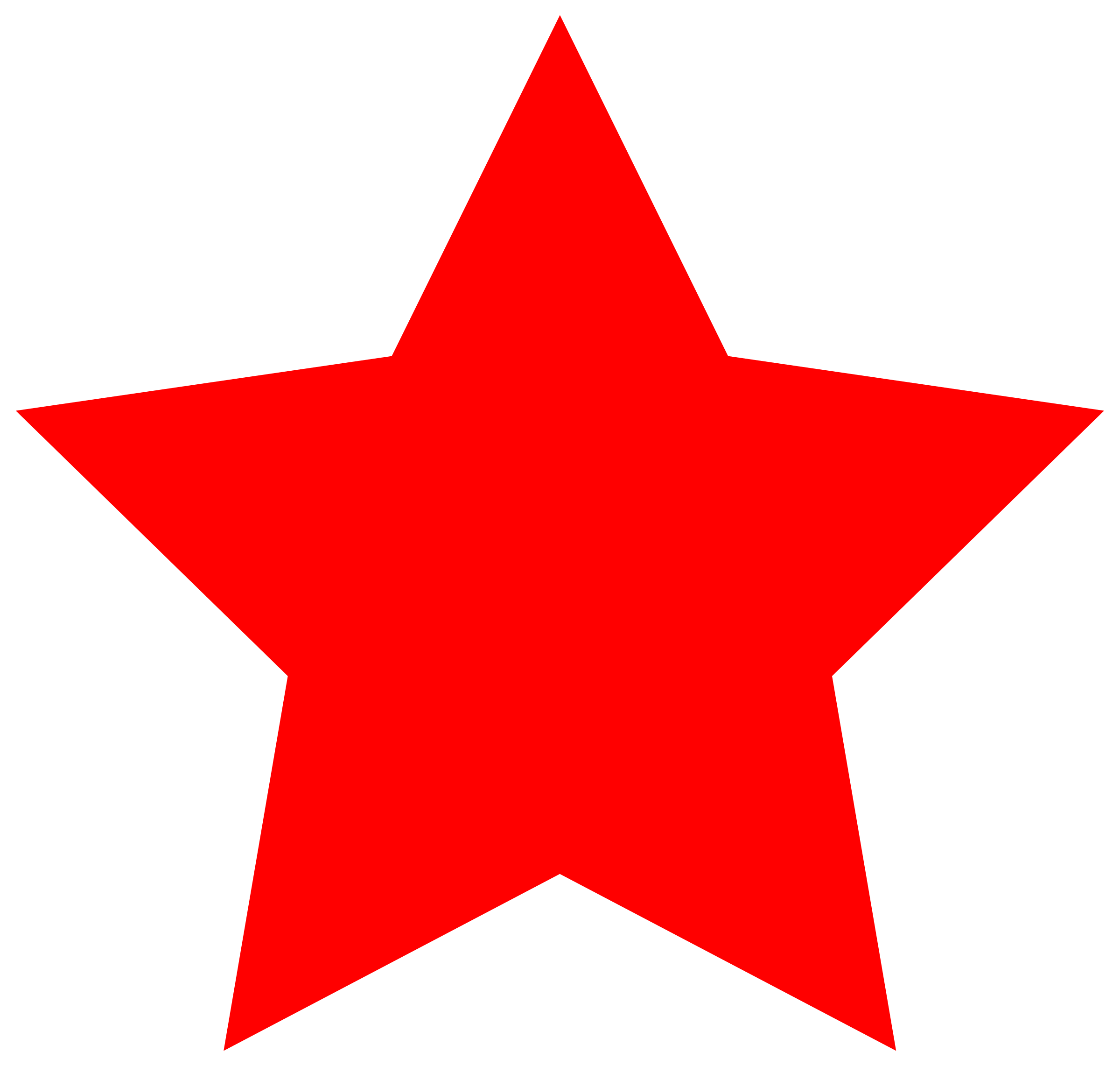 Simple star clipart graphic download Clipart - simple red star graphic download