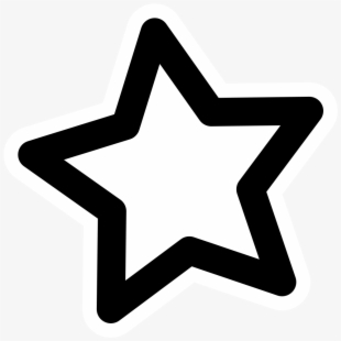 Simple start clipart clipart freeuse download PNG Stars Black And White Cliparts & Cartoons Free Download ... clipart freeuse download