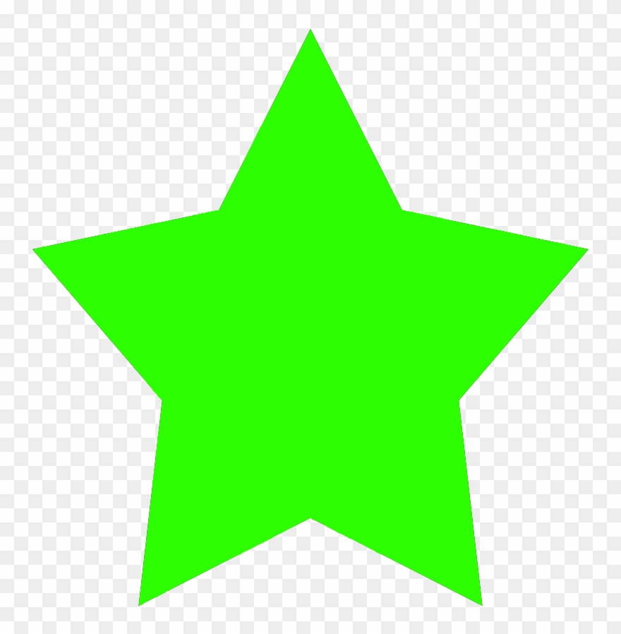 Simple start clipart free Simple Star Graphic, Green Star Image - Arrow Up Clipart ... free