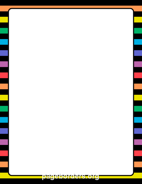 Simple stripe blue border clipart clip free Pin by Muse Printables on Page Borders and Border Clip Art ... clip free